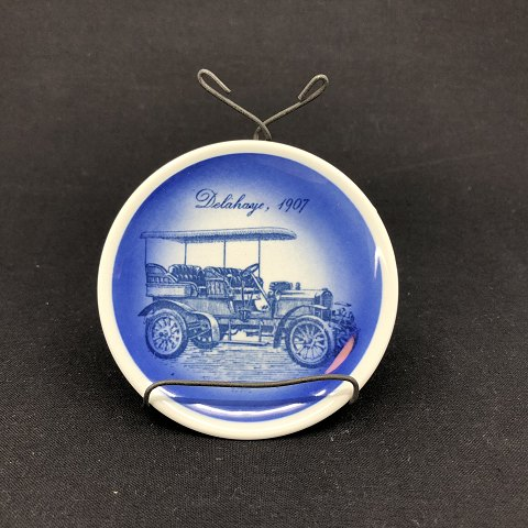 Mini plate with motive of Delahaye 1907