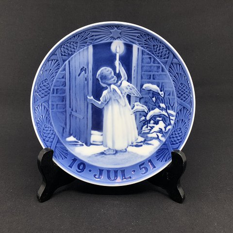 Royal Copenhagen christmas plate 1951